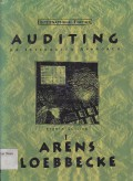 Auditing : An Integrated Approach