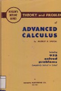Theory And Problems Of Advanced Calculus