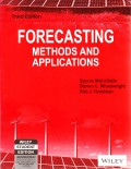 Forecasting : methods and applications