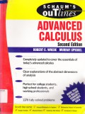 Schaum's Outlines : Advanced Calculus