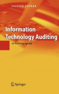 Information tecnology auditing: an evolving agenda