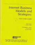 Internet Business Models and Strategies : text and cases
