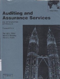 Image of Auditing And Assurance Services : An Integrated Approach