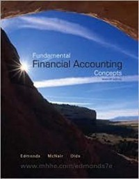 Image of Fundamental financial accounting concepts