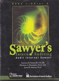 Image of Sawyer's Internal Auditing : Audit Internal Sawyer